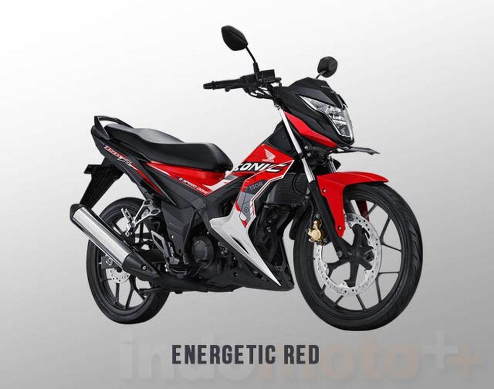 Honda Sonic Model 2018 Nhap Indonesia - 2