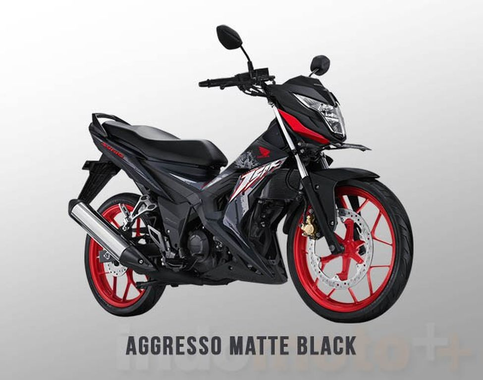 Honda Sonic Model 2018 Nhap Indonesia - 4