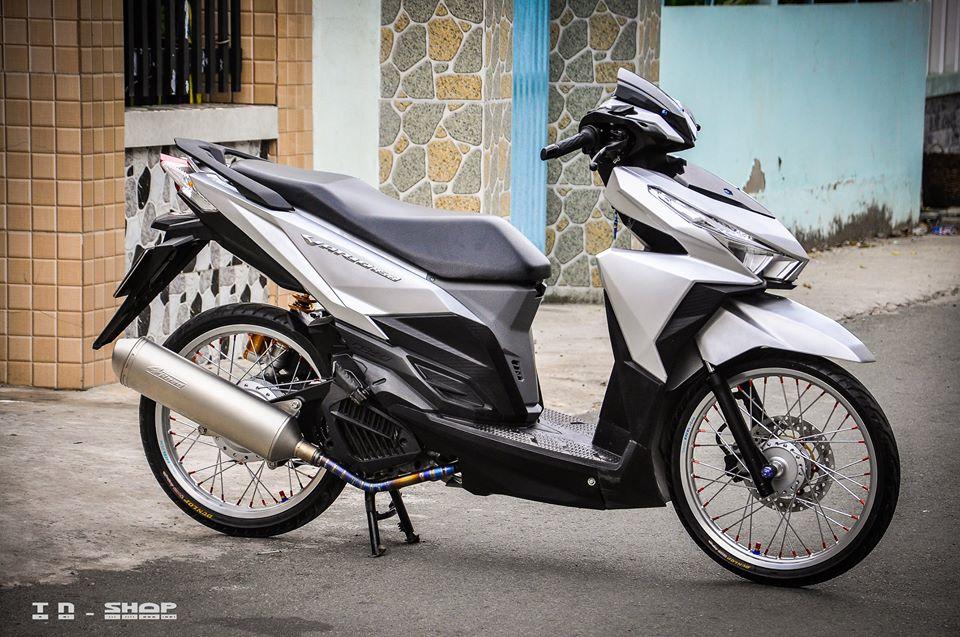 Honda Vario 150 do day dang cap voi ve dep chim sa ca lan - 8