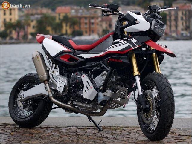 Honda XADV 750cc lo anh hinh dang moi cuc ngau - 2