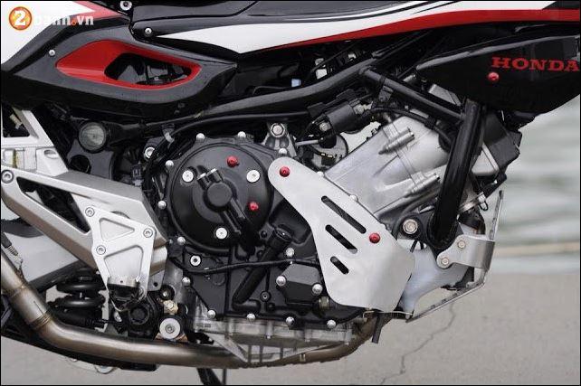Honda XADV 750cc lo anh hinh dang moi cuc ngau - 6