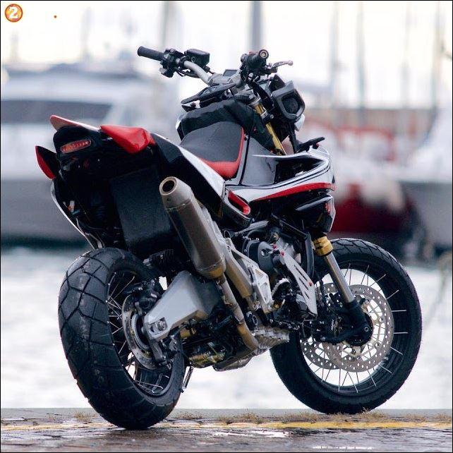 Honda XADV 750cc lo anh hinh dang moi cuc ngau - 8