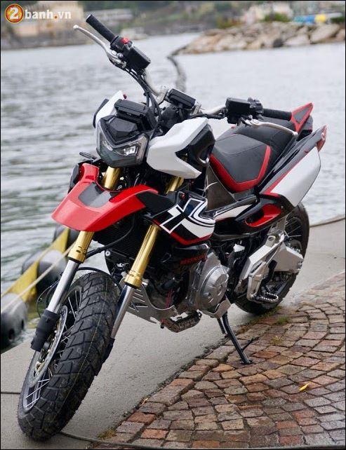Honda XADV 750cc lo anh hinh dang moi cuc ngau - 12