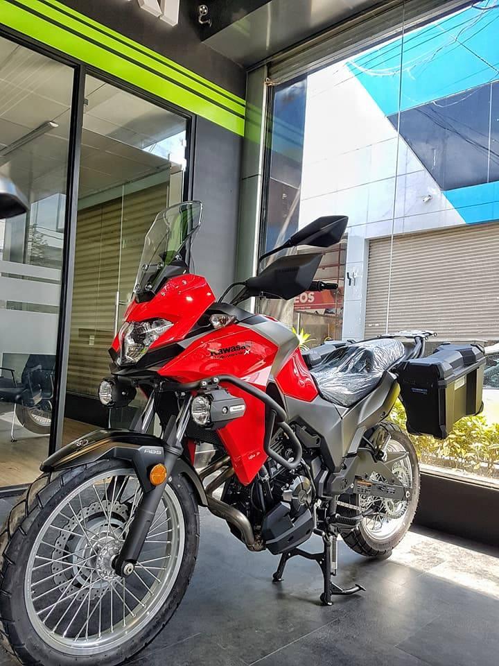 Kawasaki Versys X300 2018 ve Viet Nam gia 169 trieu dong - 4