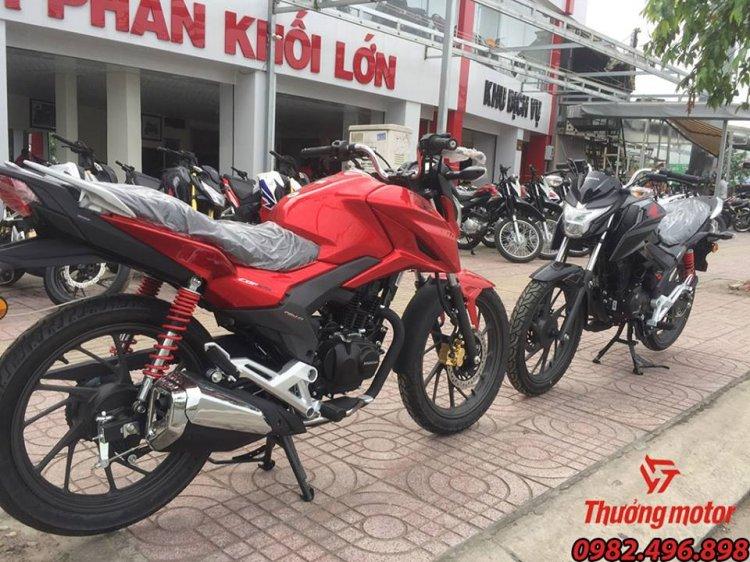 Lo Hang Honda CBF 125r Model 2018 - 2
