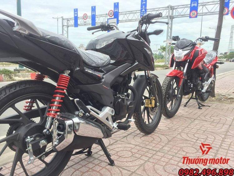 Lo Hang Honda CBF 125r Model 2018 - 4