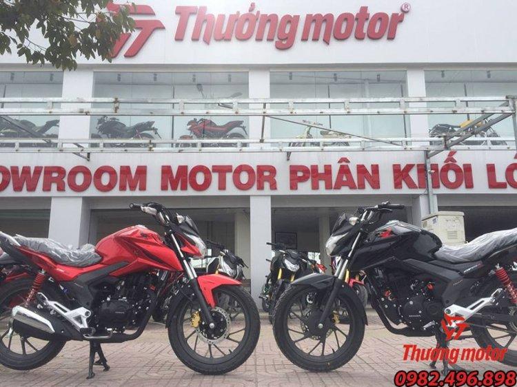 Lo Hang Honda CBF 125r Model 2018 - 6