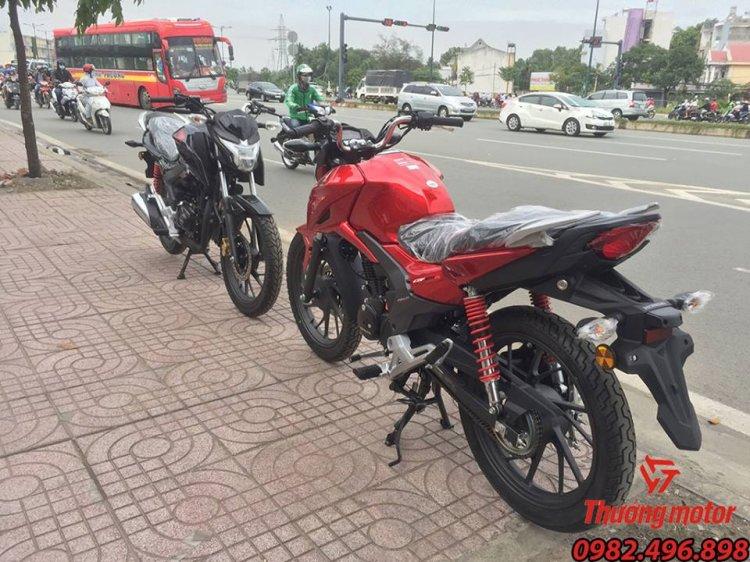 Lo Hang Honda CBF 125r Model 2018 - 8