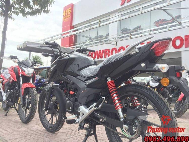 Lo Hang Honda CBF 125r Model 2018 - 10