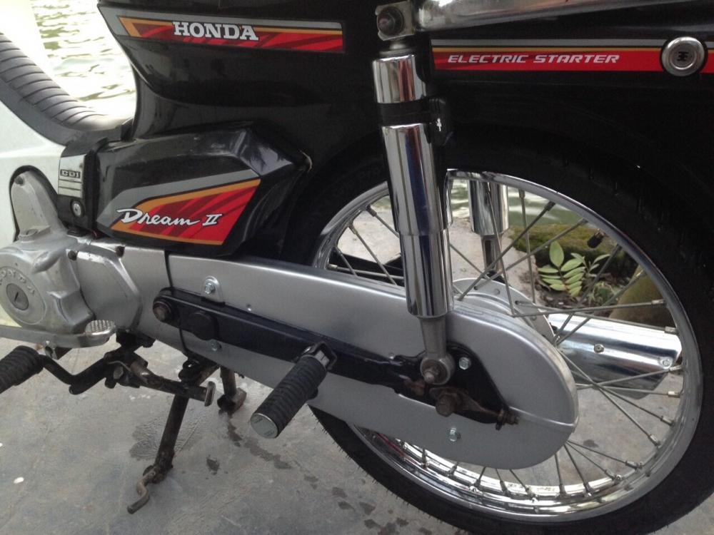 Minh mun ban xe Dream thai lam lai dep manh - 8