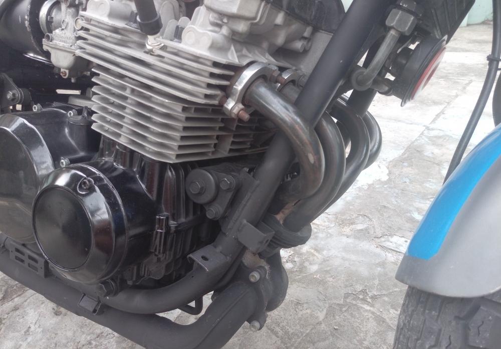 nha chat ban nhanh moto Kawasaki Z800 chinh chu trum men gia 110 trieu - 6