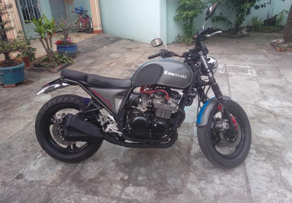 nha chat ban nhanh moto Kawasaki Z800 chinh chu trum men gia 110 trieu - 8