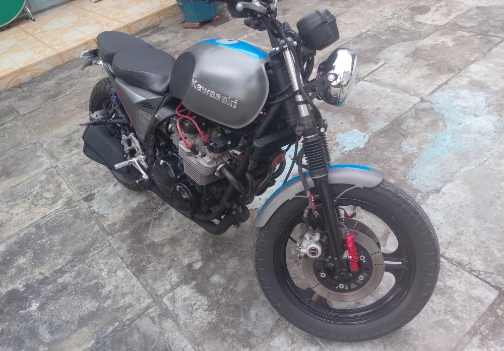 nha chat ban nhanh moto Kawasaki Z800 chinh chu trum men gia 110 trieu - 9