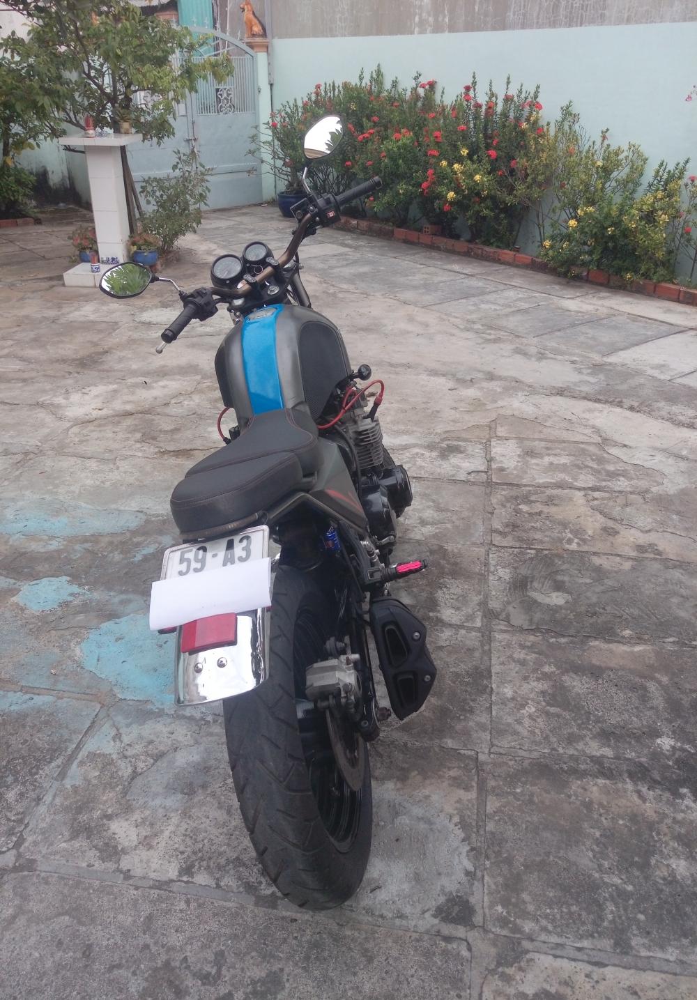 nha chat ban nhanh moto Kawasaki Z800 chinh chu trum men gia 110 trieu - 10