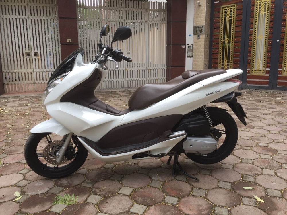 Rao ban Honda Pcx 125 fi nhap khau Thai 2011 nguyen ban chinh chu su dung - 3