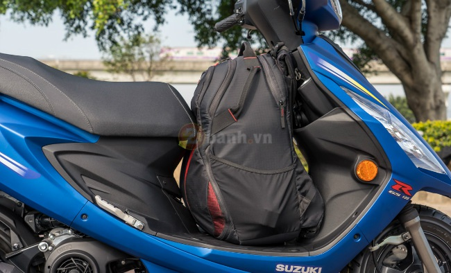 Suzuki New Nex 125 2018 Bat ngo ra mat voi gia ban 28 trieu dong - 9
