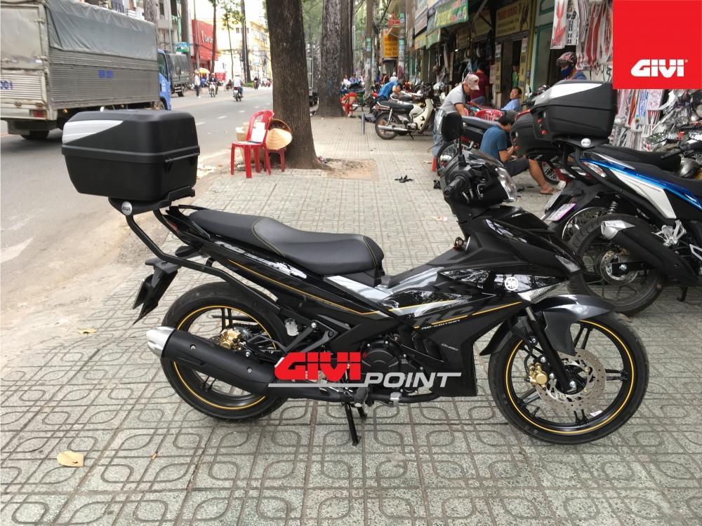 Thung sau GIVI cho cac dong xe - 3