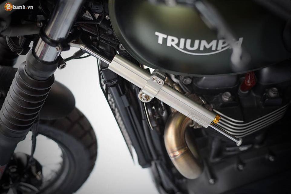 Triumph Street Scrambler chien binh hoan hao giua hinh thai enduro va co dien - 5