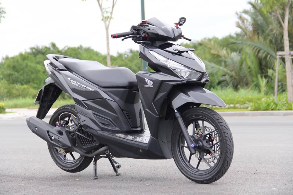 Vario 150 ban do voi nhieu do choi khung tu tin khoe sac cua biker Viet - 18