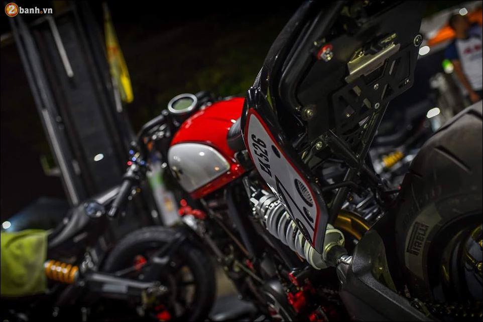 Ven man Ducati Scrambler do xuat than tai xuong do Mugello danh tieng - 6