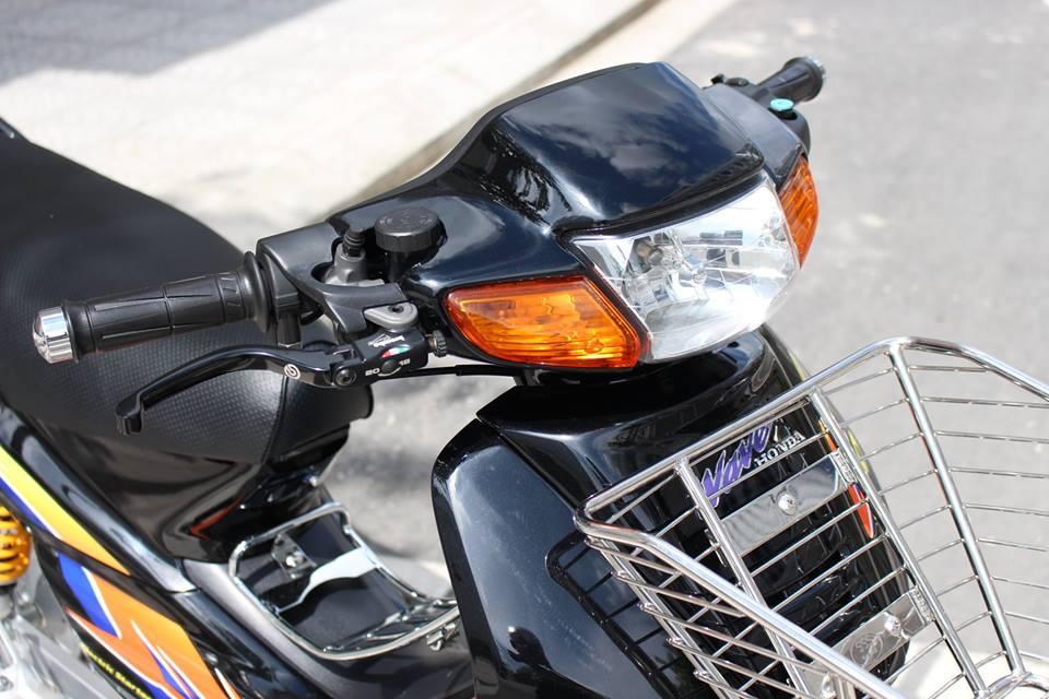Wave 110 Dua con tinh than voi rat nhieu do choi khung cua biker Viet - 3