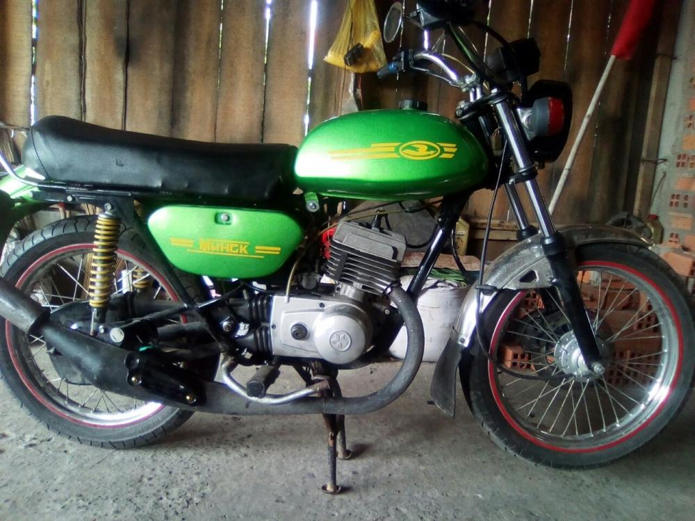Xe Mo to Mink 2 thi xe Lien Xo Moto 125cc Da don tu A Z - 2