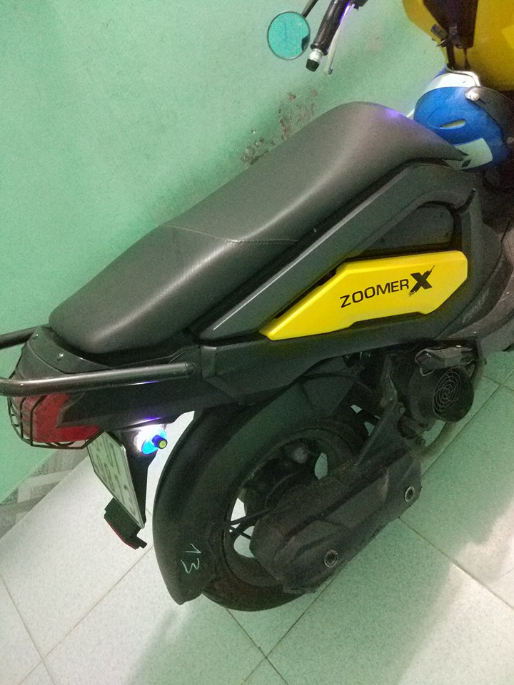 xe zoomer X 2013 chinh chu