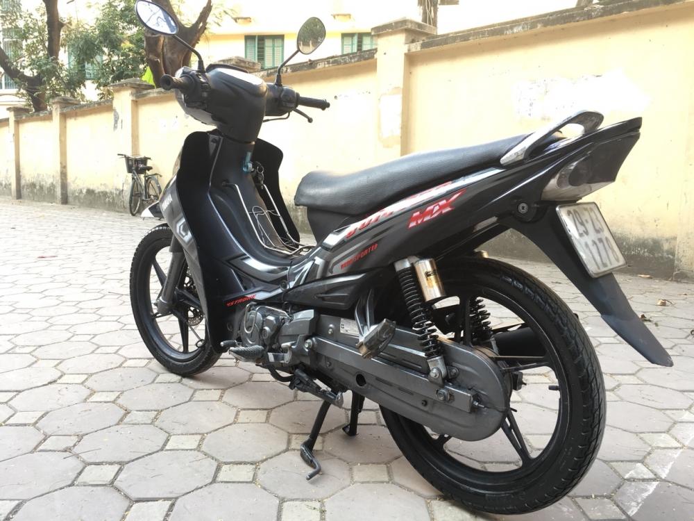 Yamaha Jupiter MX mau den vanh duc phanh dia - 5