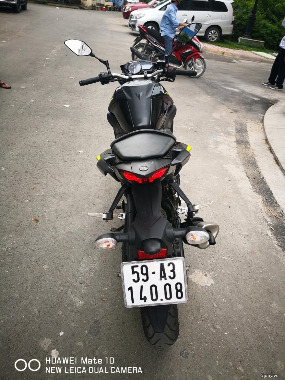 Yamaha MT03 ABS 2017 - 4