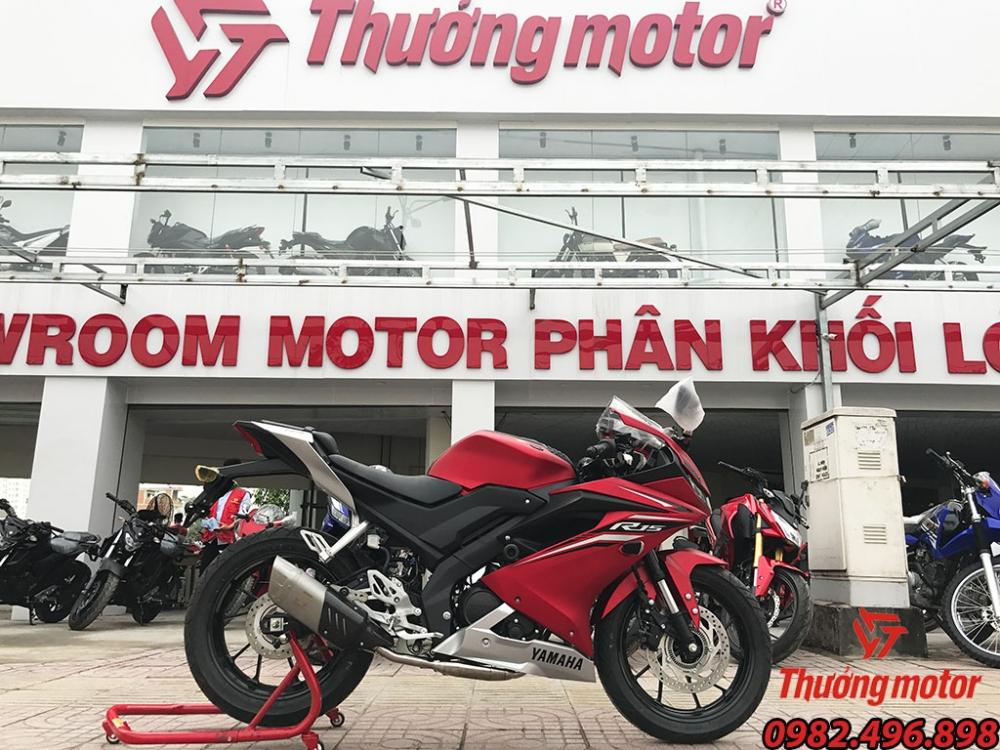 Yamaha R15 V3 2018 Uu dai dac biet mung Xuan 2018 - 5