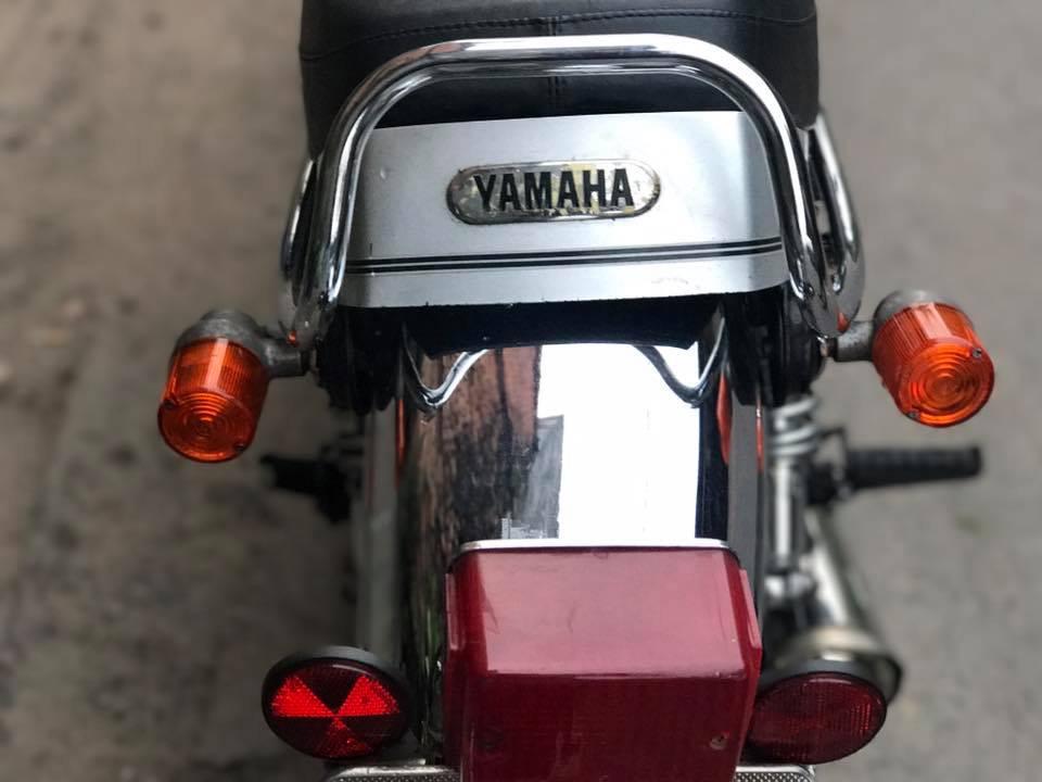 Yamaha SR400 bac 1999 - 2