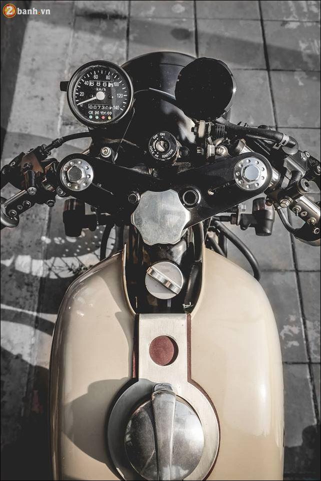 Yamaha SR400 ban do ngat ngay den tu Zeus Custom - 5
