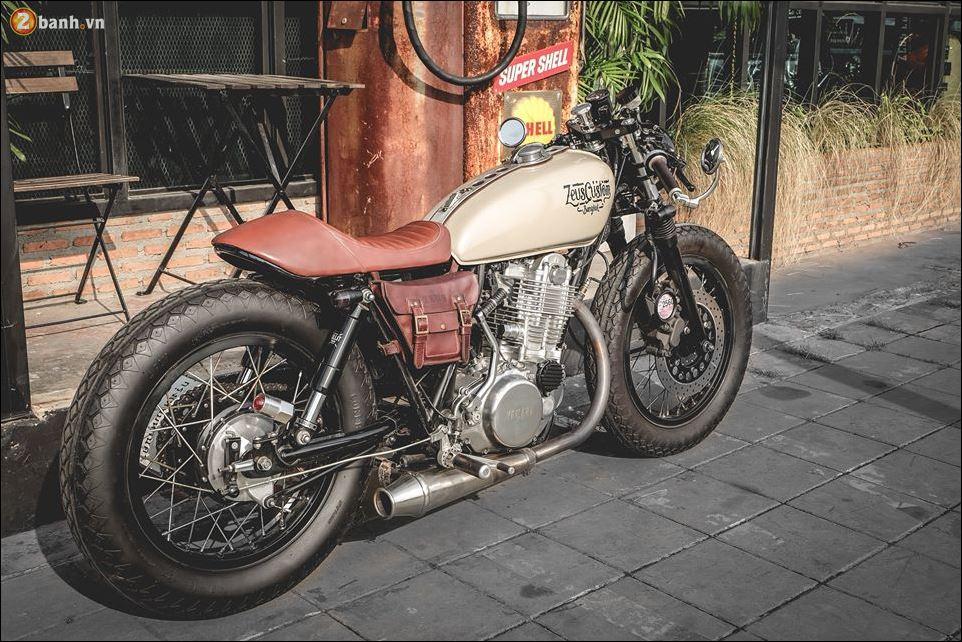 Yamaha SR400 ban do ngat ngay den tu Zeus Custom - 9