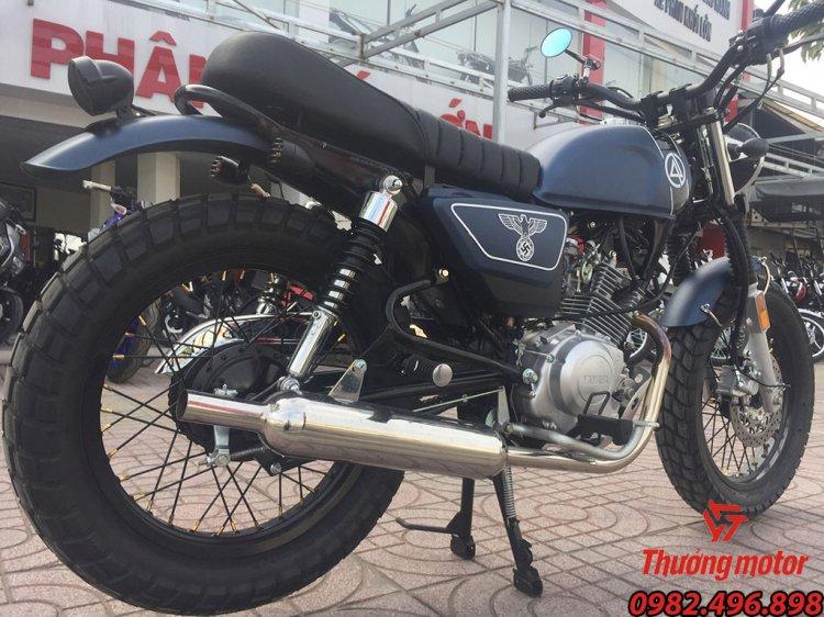 Yamaha Yb125 Sp 2018 Sieu Ao Dieu - 2