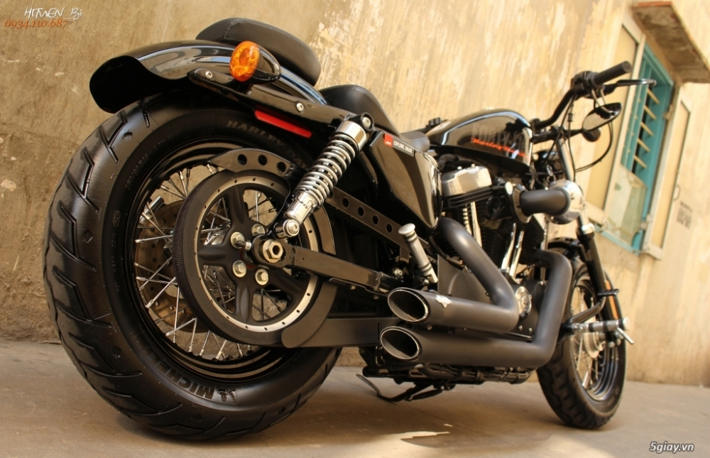 ___ Can Ban ___HARLEY DAVIDSON FortyEight 1200cc ABS 2015___ - 8