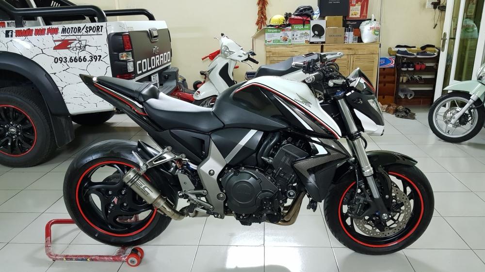 Ban Honda CB1000R 112010 HQCNHISSODO 26KBien So Saigon - 6