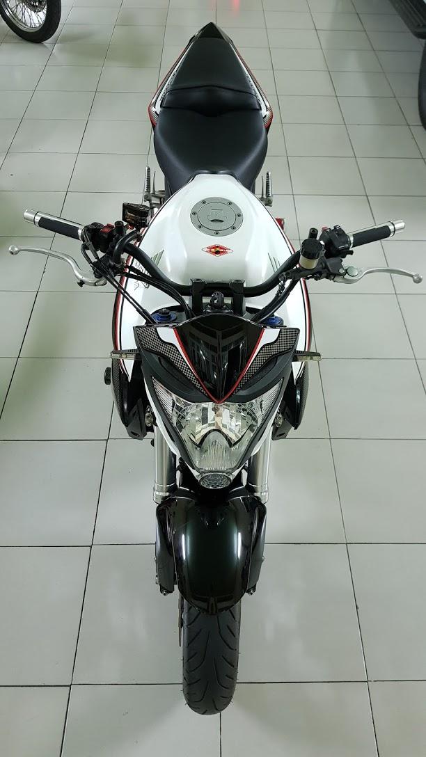 Ban Honda CB1000R 112010 HQCNHISSODO 26KBien So Saigon - 2