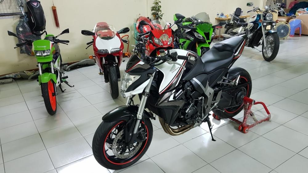 Ban Honda CB1000R 112010 HQCNHISSODO 26KBien So Saigon - 8