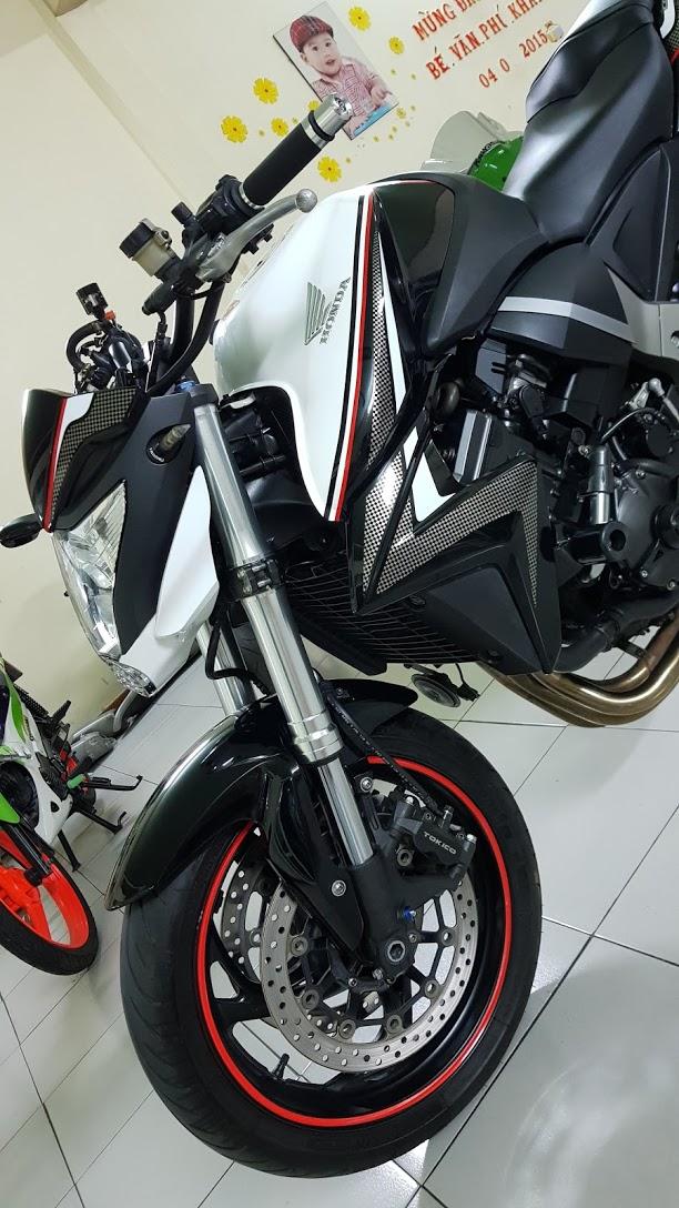 Ban Honda CB1000R 112010 HQCNHISSODO 26KBien So Saigon - 5