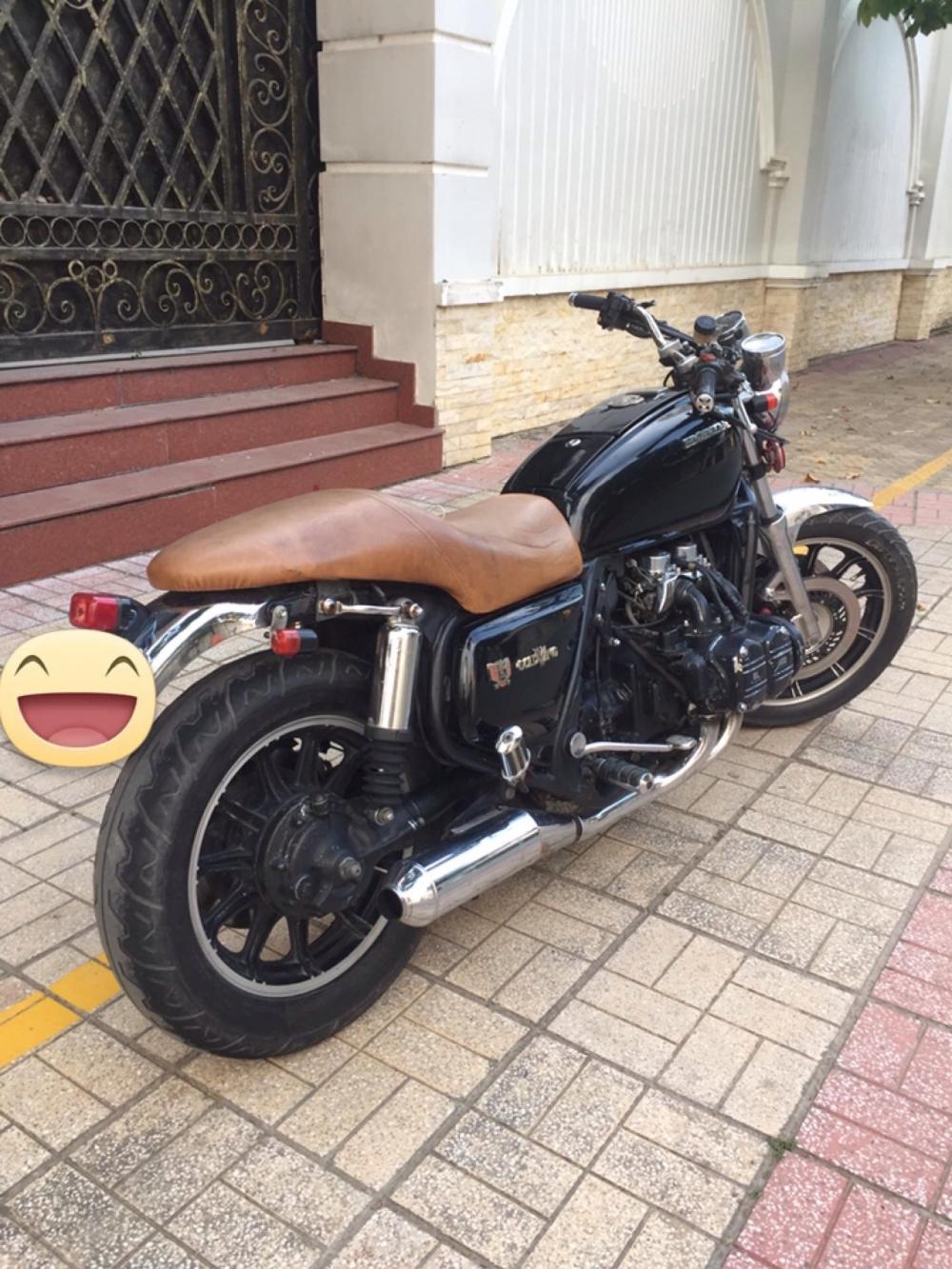 Ban honda Goldwing GL1100 do cafe race - 8