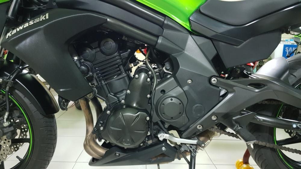 Ban Kawasaki ER6N 62015 HQCN Full thang ABS bien Saigon cap tien dep - 4