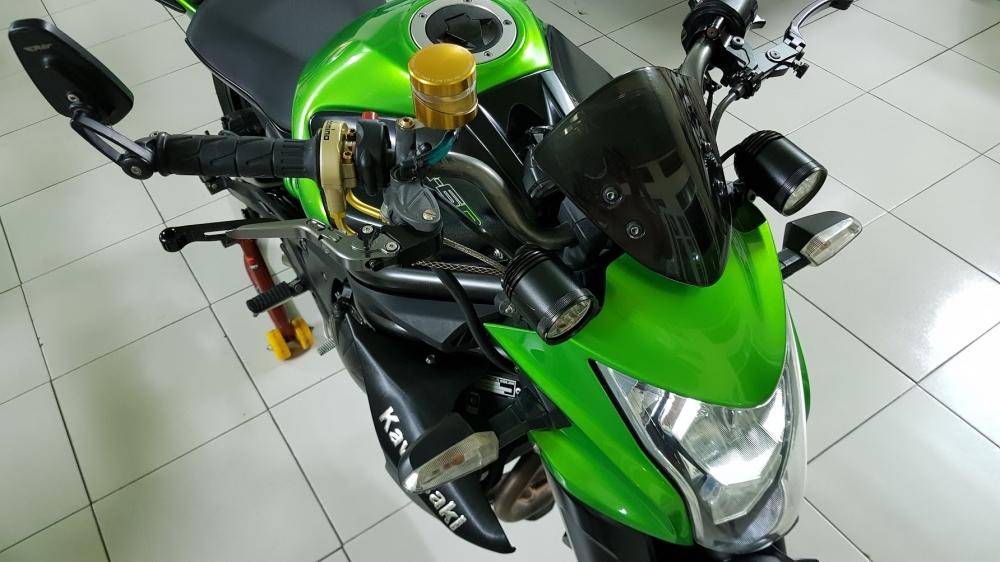 Ban Kawasaki ER6N 62015 HQCN Full thang ABS bien Saigon cap tien dep - 12