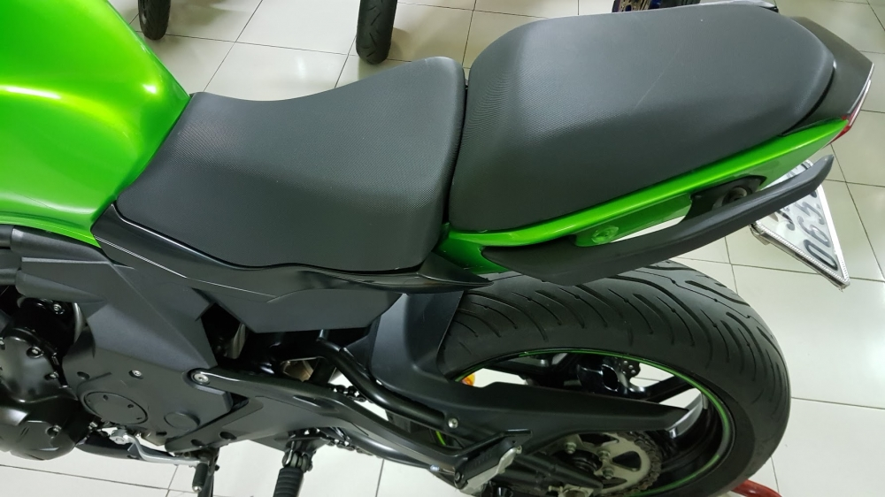 Ban Kawasaki ER6N 62015 HQCN Full thang ABS bien Saigon cap tien dep - 16