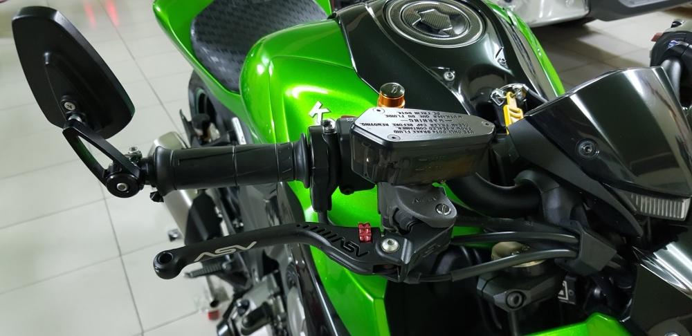 Ban Kawasaki Z1000ABSHQCN102015HISSChau AuSaigon so dep - 5