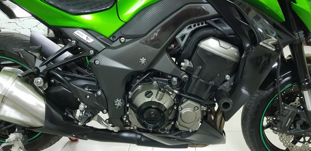 Ban Kawasaki Z1000ABSHQCN102015HISSChau AuSaigon so dep - 10