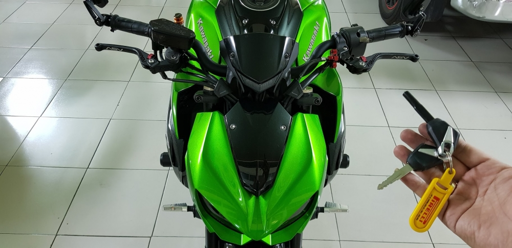 Ban Kawasaki Z1000ABSHQCN102015HISSChau AuSaigon so dep - 21