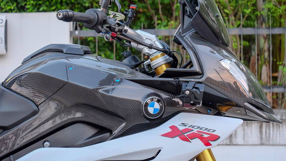 BMW S1000XR ga khong lo com can lang PKL - 5