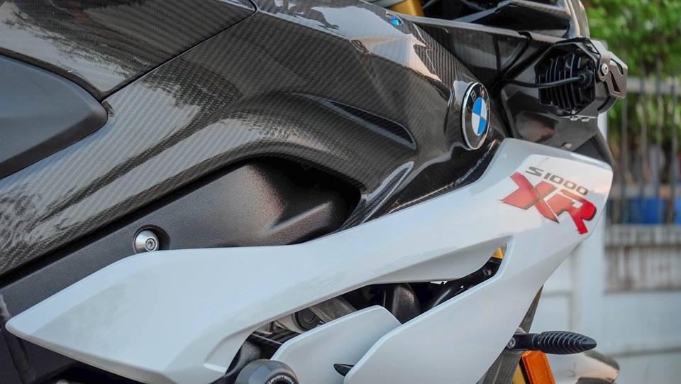 BMW S1000XR ga khong lo com can lang PKL - 7