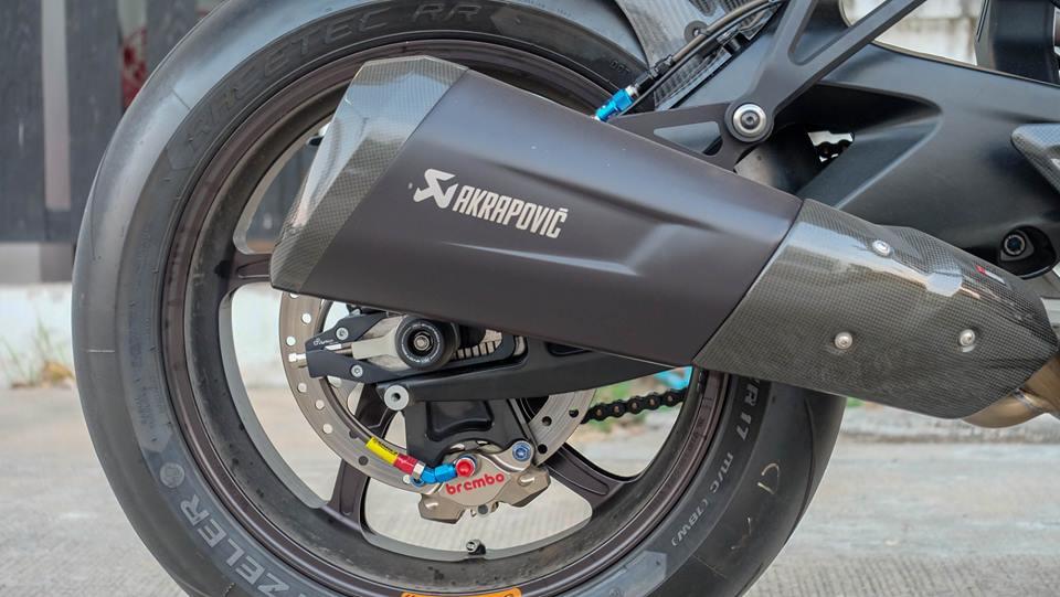 BMW S1000XR ga khong lo com can lang PKL - 9