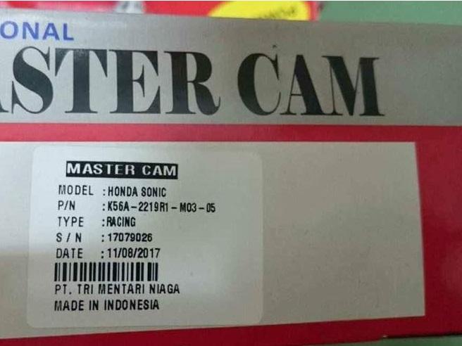 Cam do BRT cho honda Winner Sonic Can so 2 chieu Sonic Indonesia - 3